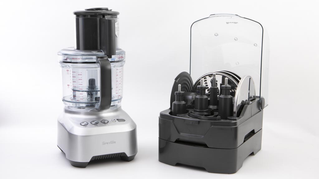 Breville The Kitchen Wizz Peel and Dice BFP820BAL