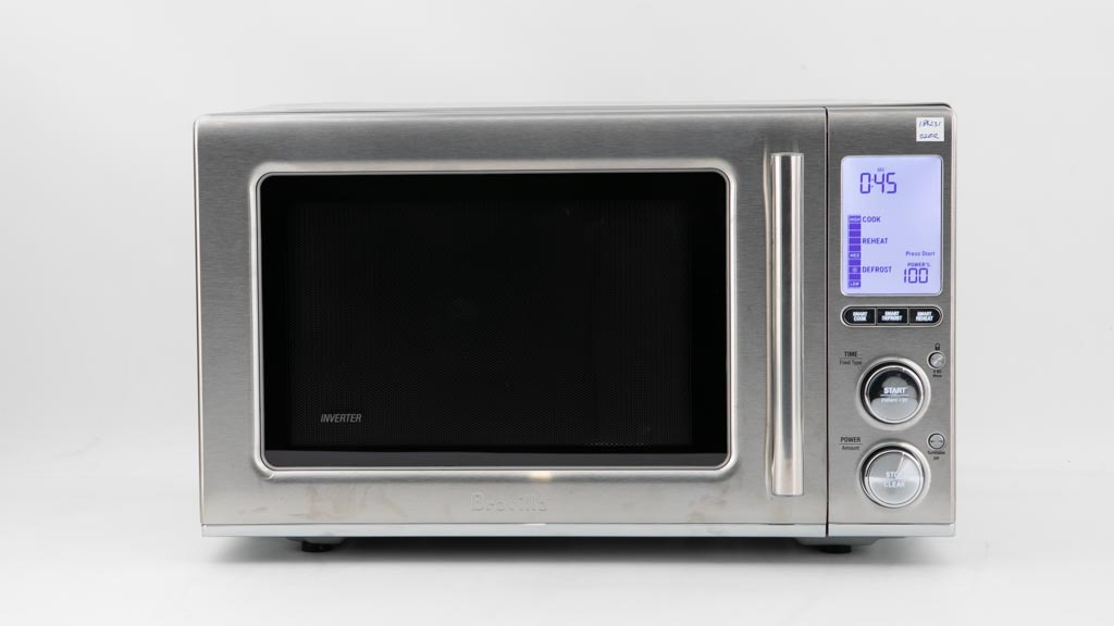 Breville the Smooth Wave BMO840BSS carousel image