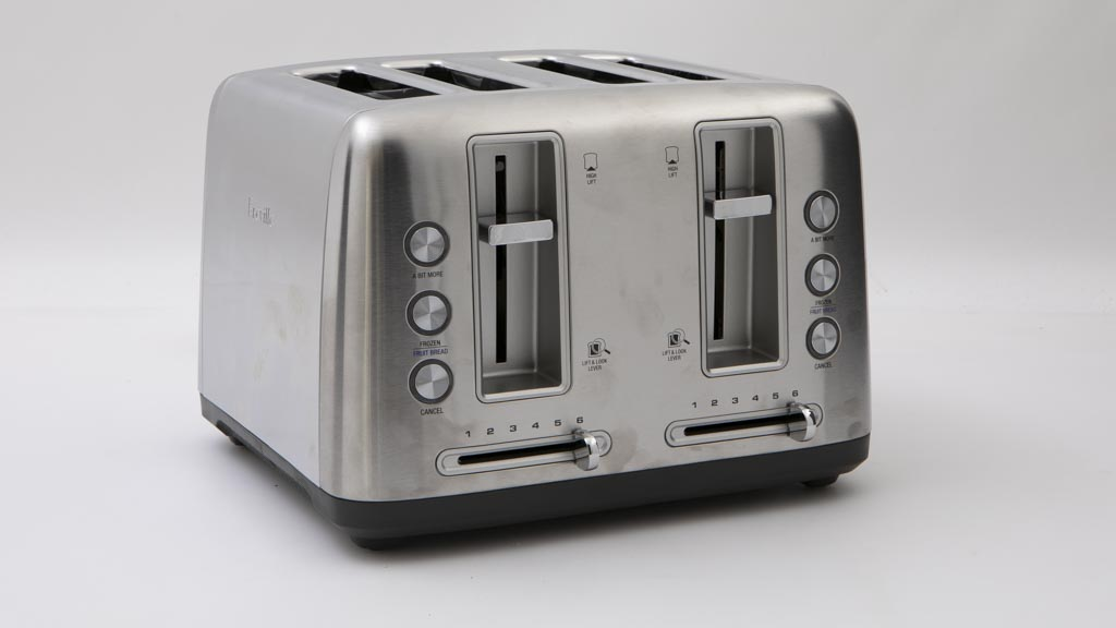 Breville The Toast Control 4 LTA670BSS carousel image