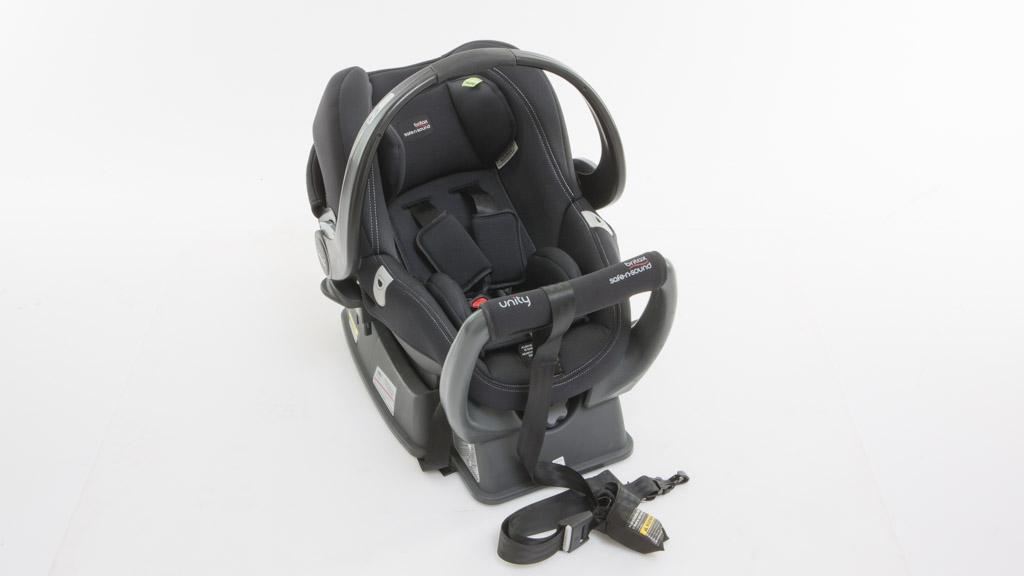 Britax Safe-N-Sound Unity 40/A/2013/i - Child car seat reviews ...