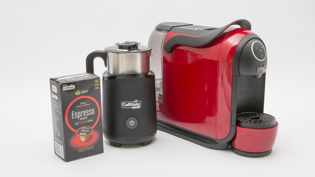 Caffitaly System S21 Home Espresso Coffee Machine