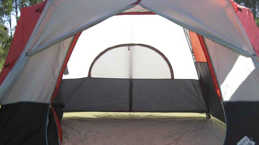 Image gallery & Caribee Pacific 6 Easy Up - Tent reviews - CHOICE