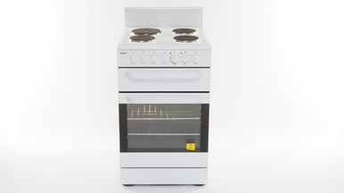 chef oven how to turn on