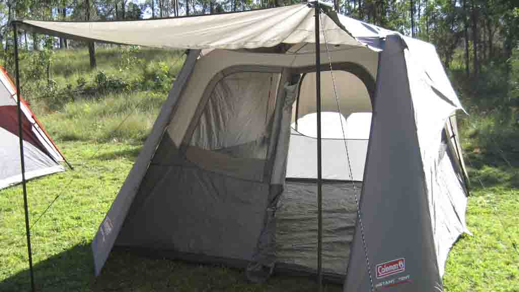 Image gallery & Coleman Instant Tent 6 Person - Tent reviews - CHOICE