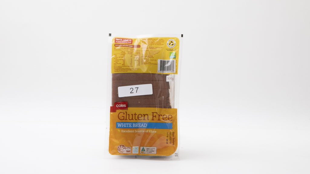 Coles Gluten Free White Bread carousel image
