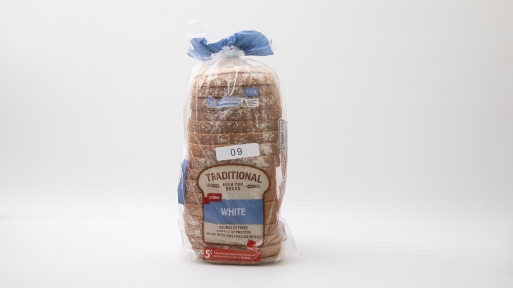 Coles Traditional High Top Bread White carousel image