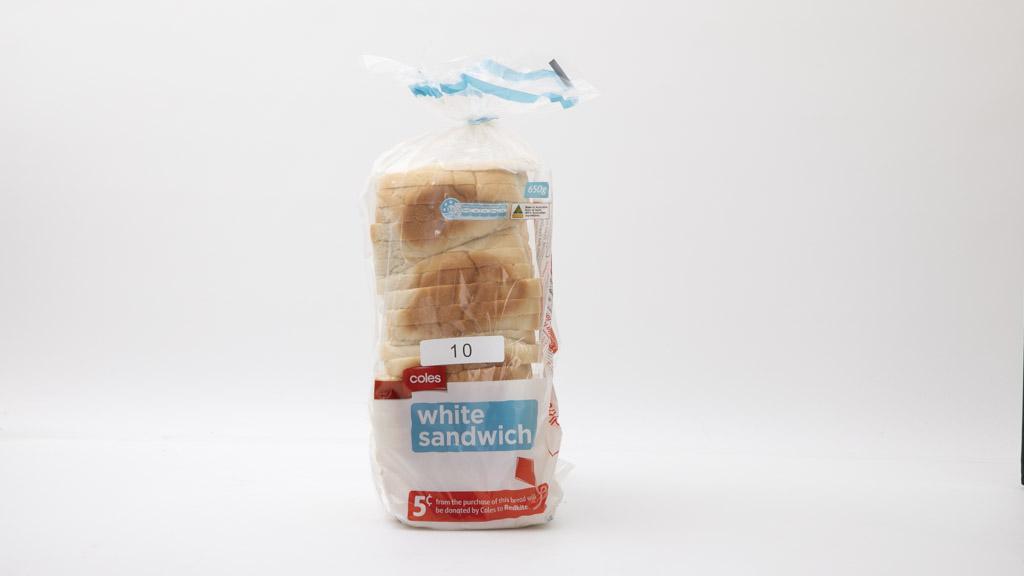 Coles White Sandwich carousel image