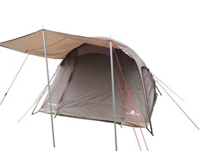 Darche Air Volution AT4  sc 1 st  Choice & Boab 4ENV Geo Dome Tent - Tent reviews - CHOICE