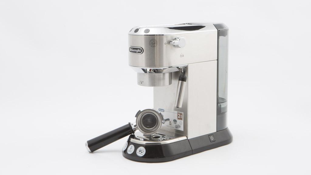 Delonghi dedica ec680 m home espresso coffee machine - Machines a cafe delonghi ...
