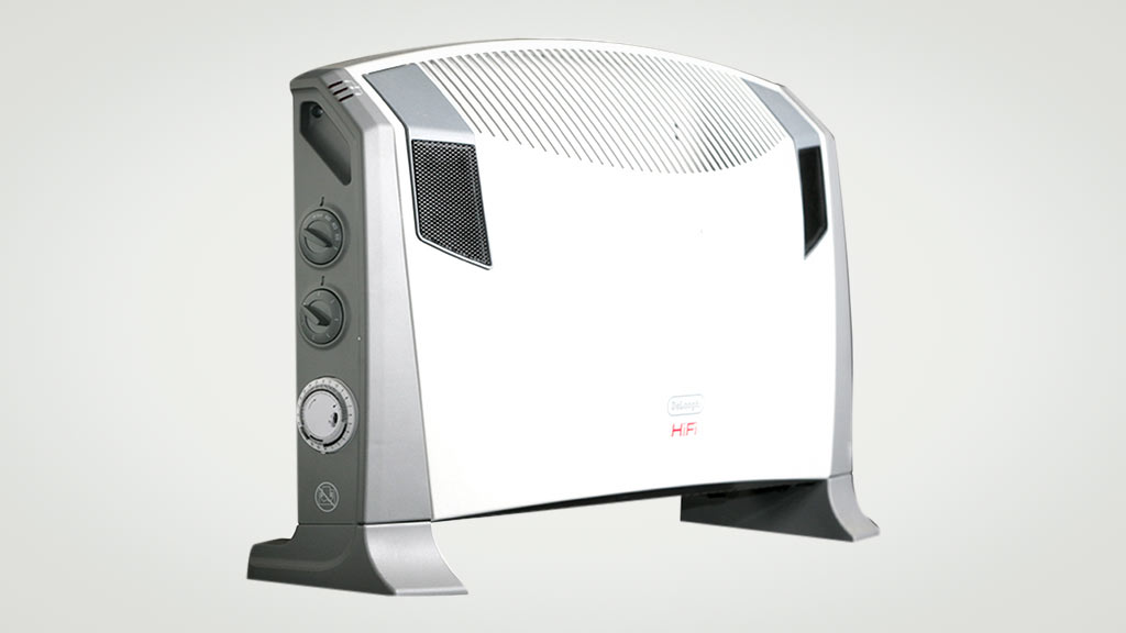 DeLonghi HCS2552FTS electric heater-front-view
