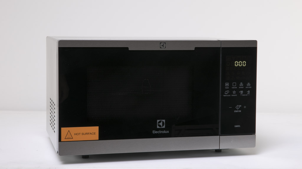 Electrolux EMF2527BA - Convection microwave reviews - CHOICE