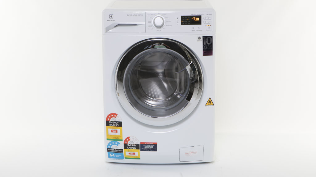 Electrolux EWW12753 Vapour Action System - Washer dryer