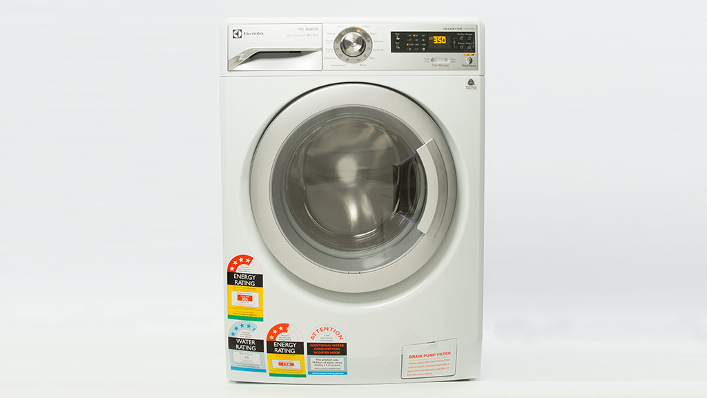 electrolux eww12832 time manager washer dryer combo