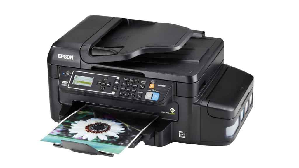 Epson Printer Driver Et4550
