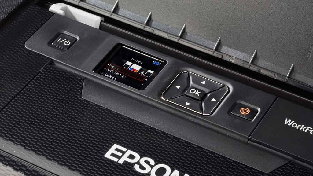 Epson WorkForce WF 100