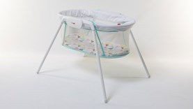 FISHER-PRICE-STOW-N-GO-BASSINET-FBR72