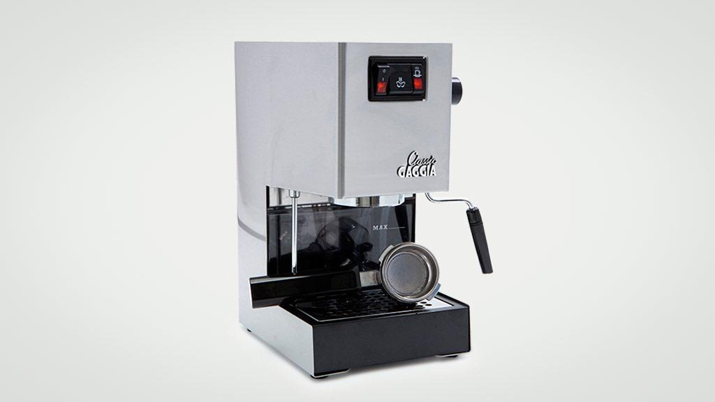 gaggia classic ii 2013 home espresso coffee machine. Black Bedroom Furniture Sets. Home Design Ideas