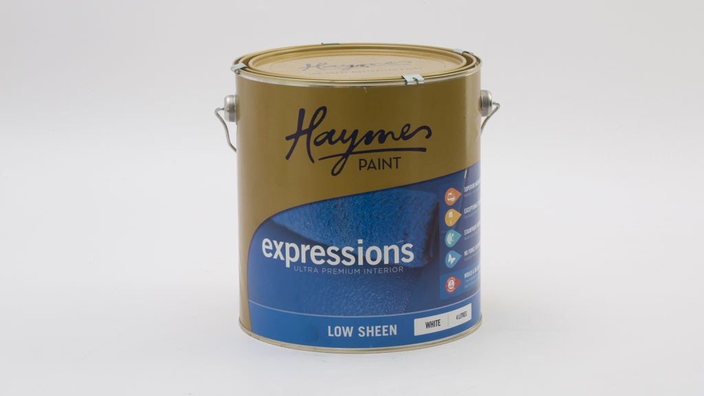 Paint Reviews Interior Part - 39: Haymes Paint Expressions Ultra Premium Interior Low Sheen