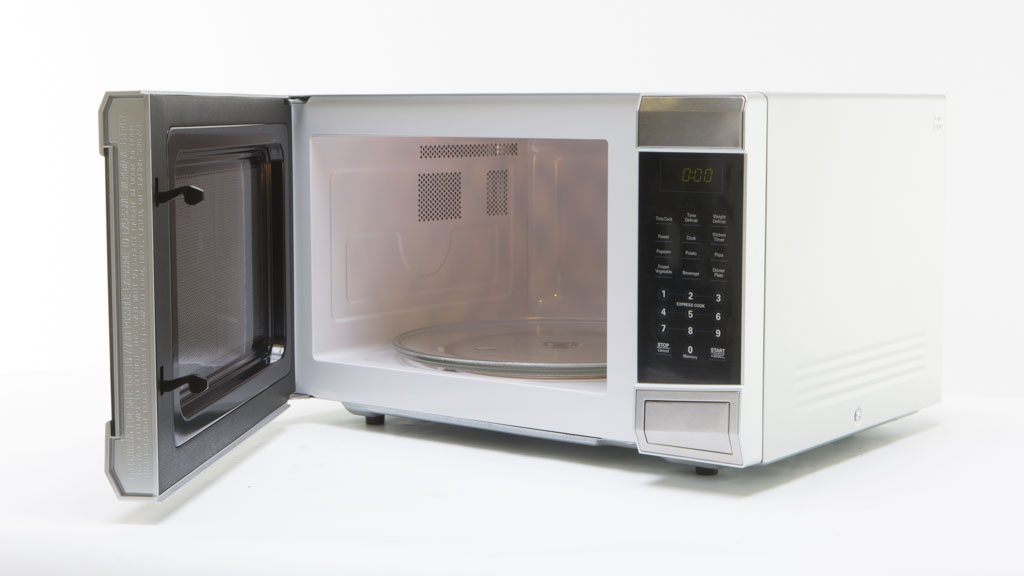 Homemaker 25 Litre Stainless Steel Front Microwave