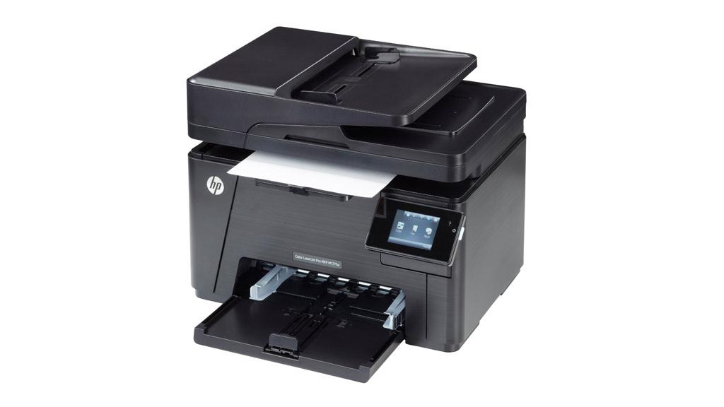 Hp Colour Laserjet Pro Mfp M177fw Multifunction And Basic