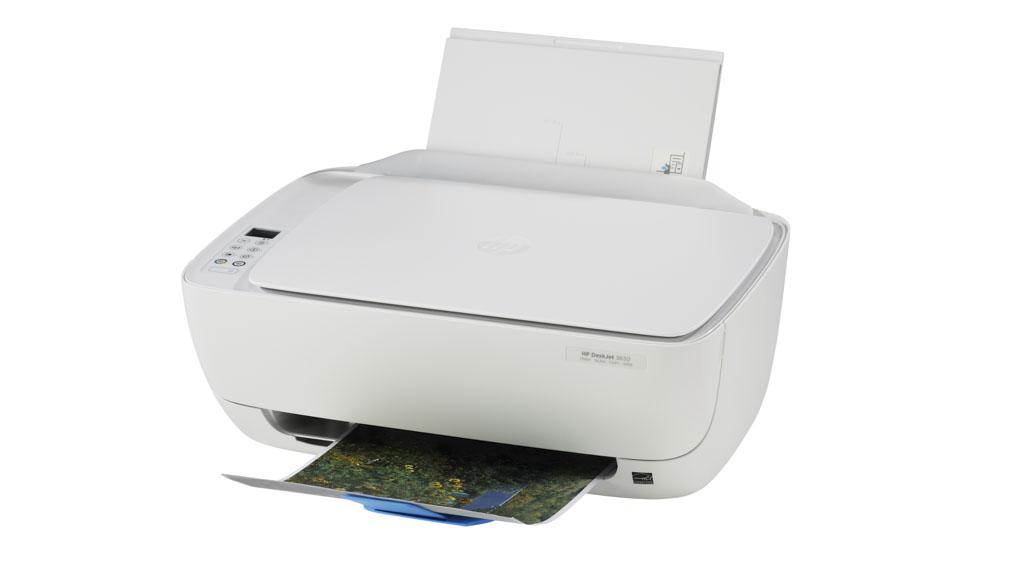 Cheap Multifunction Printer: HP Deskjet 3630 Tested