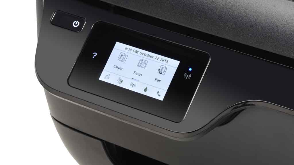 Hp Officejet 3830 Multifunction And Basic Printer