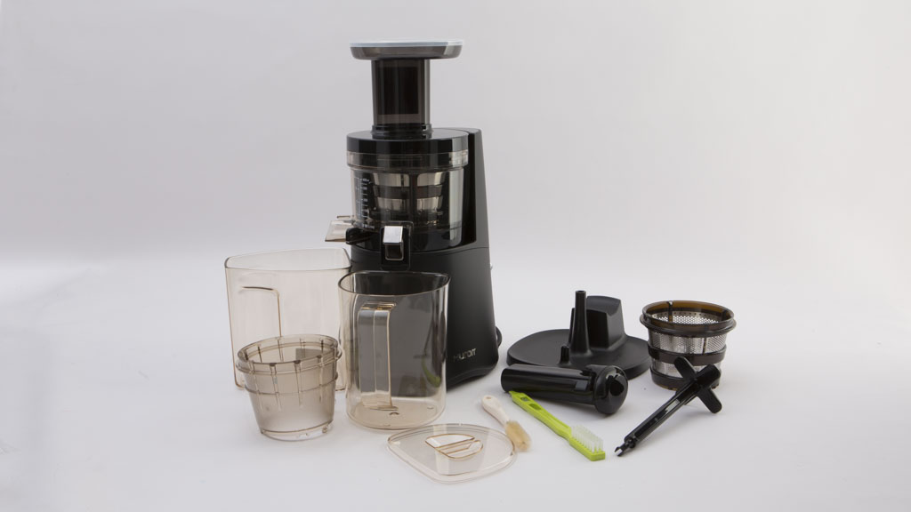 Hurom H26 Alpha generation 3 Hurom Slow Juicer HAABB117 - Juicer reviews - CHOICE
