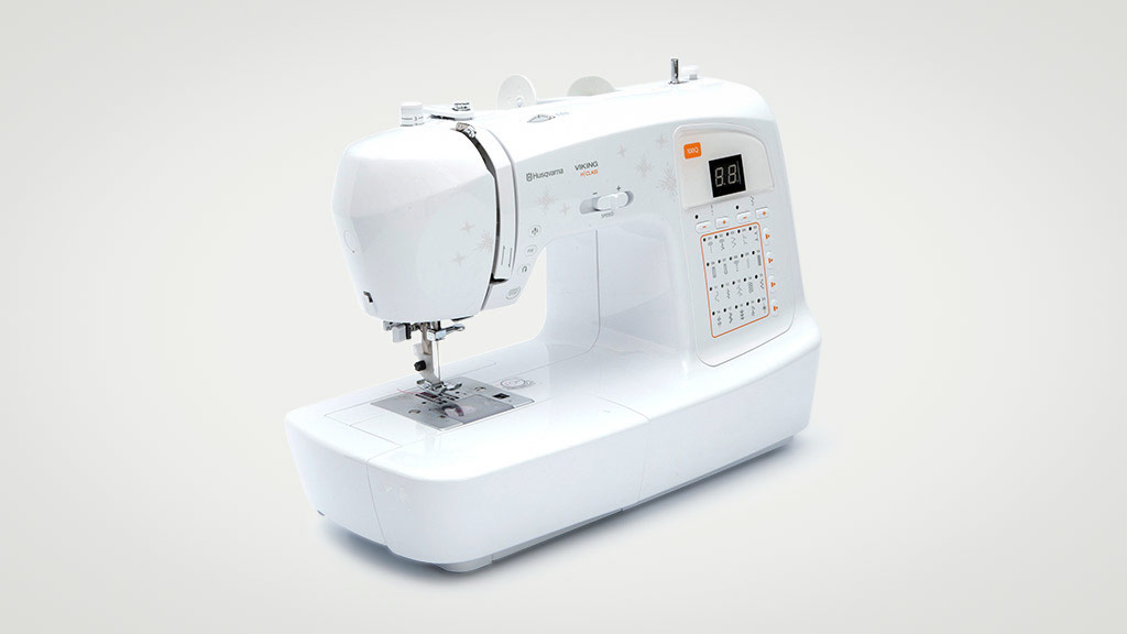 Husqvarna Viking H Class 100Q sewing machine