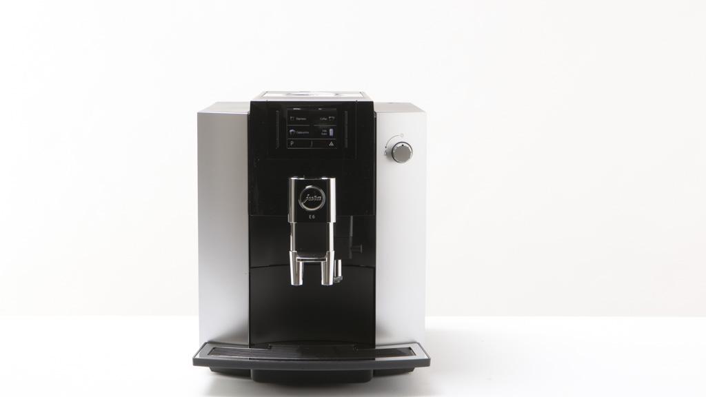 jura e6 automatic espresso machine reviews choice. Black Bedroom Furniture Sets. Home Design Ideas