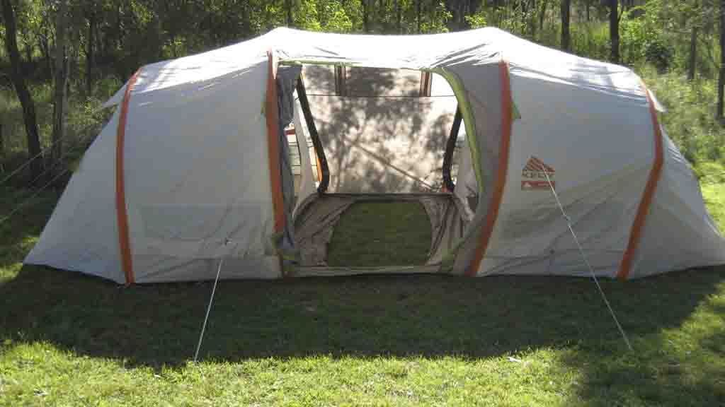 & Kelty Mach 6 Air Tent - Tent reviews - CHOICE