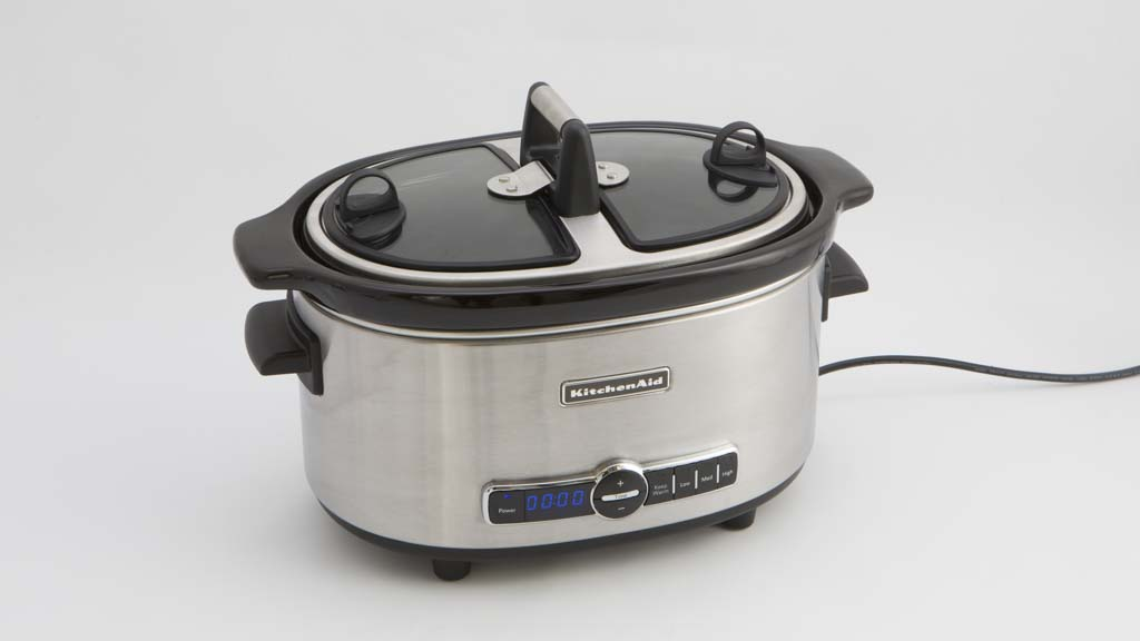 Marvelous KitchenAid Artisan Slow Cooker KSC6222SS