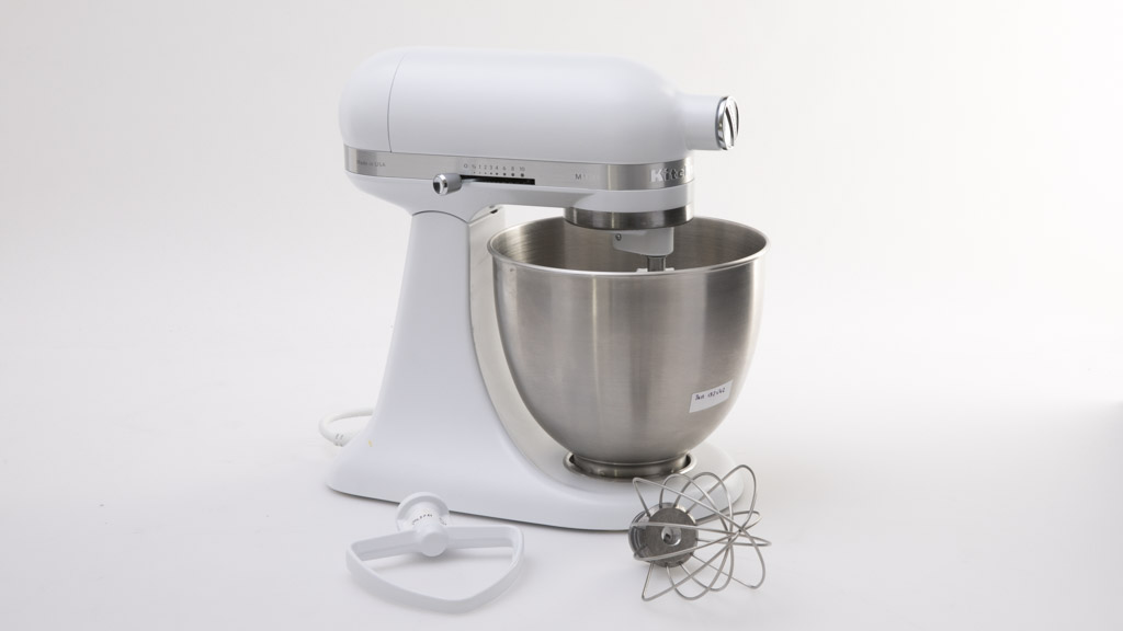 KitchenAid Mini Stand Mixer 5KSM3311XAFW Matte White
