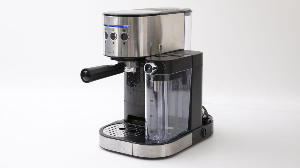 Kmart Anko Semi Automatic Coffee Machine CM7008BA-SA carousel image
