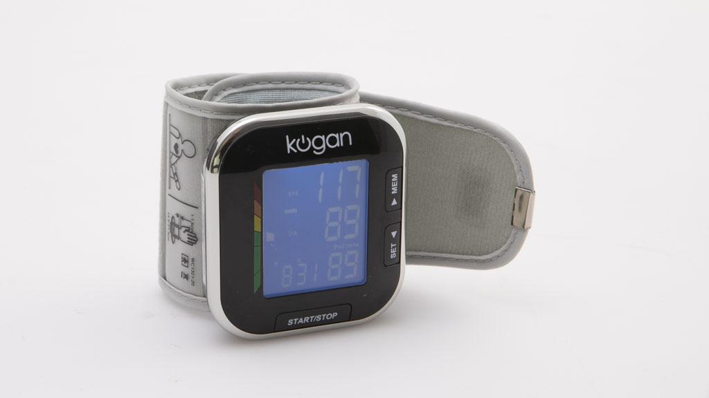 Kogan Bella Vita Digital LCD Wrist Blood Pressure Monitor carousel image
