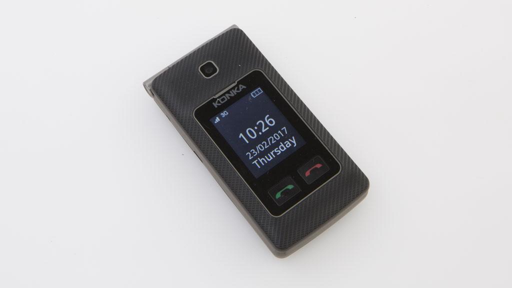 Konka U3 - Mobile phones for seniors and kids - CHOICE