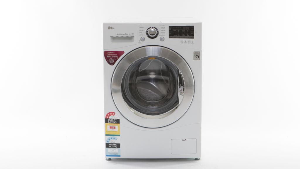 washing machine reviews lg