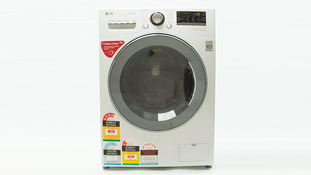 lg washing machine combo