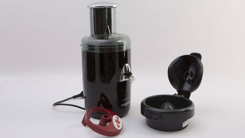 Slow Juicer Magimix : Magimix Le Duo Plus XL 18048 - Juicer reviews - CHOICE