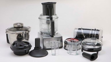 Magimix Food Processor Wattage
