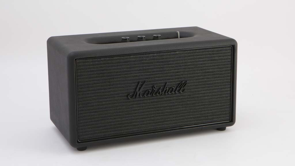 marshall stanmore portable bluetooth speaker reviews. Black Bedroom Furniture Sets. Home Design Ideas