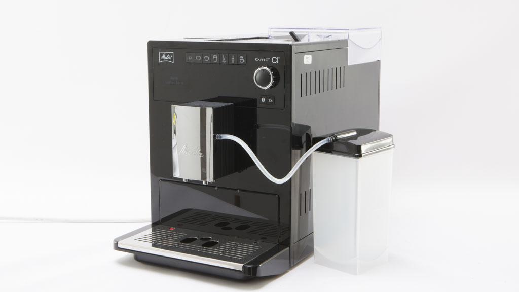 Melitta Caffeo CI - Automatic espresso machine reviews - CHOICE