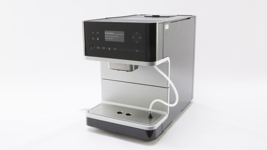 Miele CM 6110 - Automatic espresso machine reviews - CHOICE