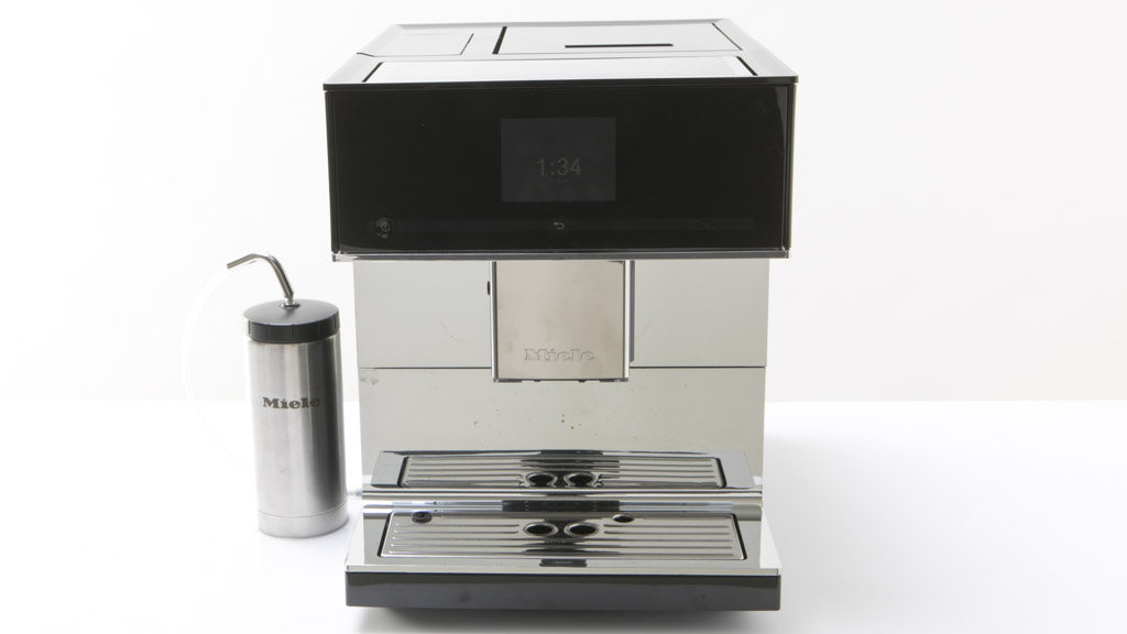 miele cm7500 automatic espresso machine reviews choice. Black Bedroom Furniture Sets. Home Design Ideas