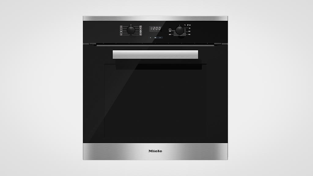 miele h 2661 b cleansteel wall oven reviews choice. Black Bedroom Furniture Sets. Home Design Ideas