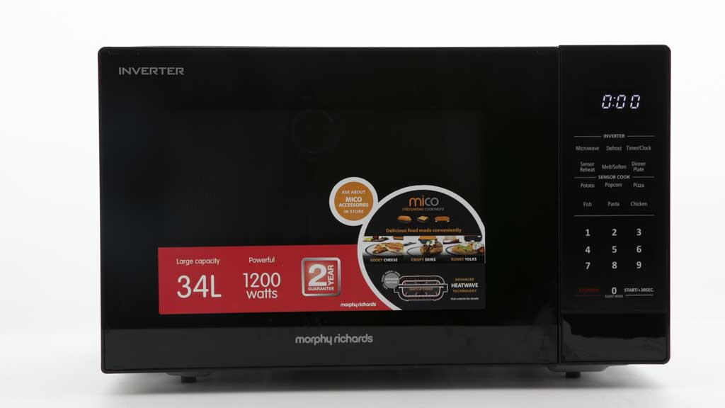 Morphy Richards 34L Microwave Oven MRINV34 carousel image