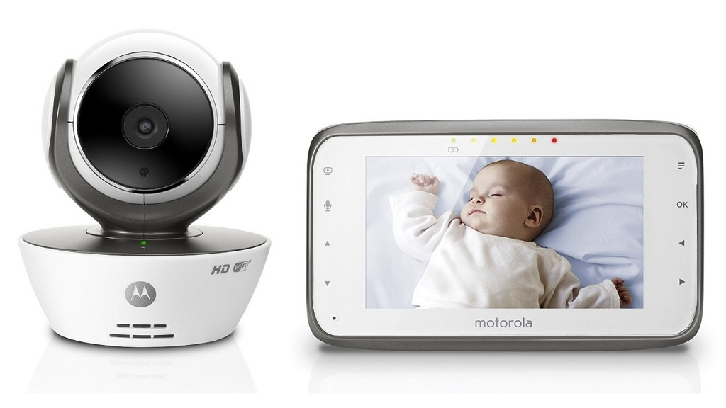 motorola digital video baby monitor with wi fi internet viewing baby monitor reviews choice. Black Bedroom Furniture Sets. Home Design Ideas