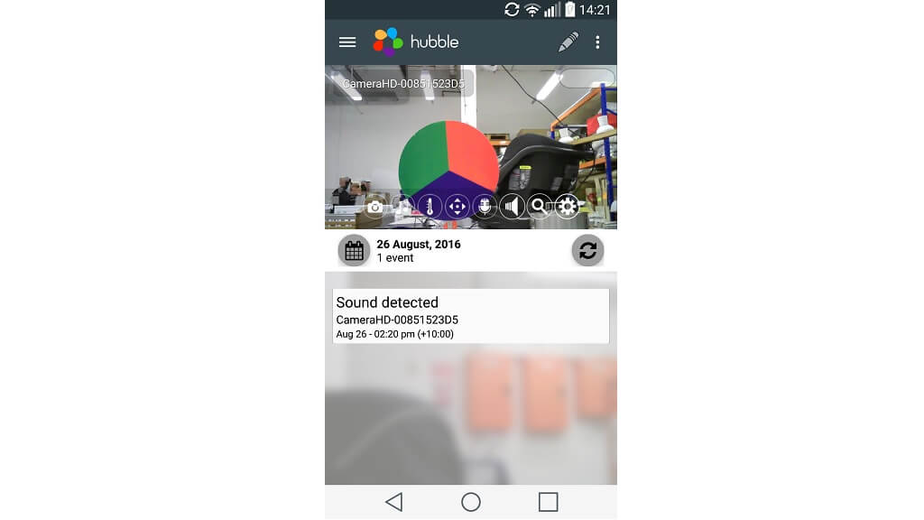Motorola Hubble for Motorola - Baby monitor reviews - CHOICE