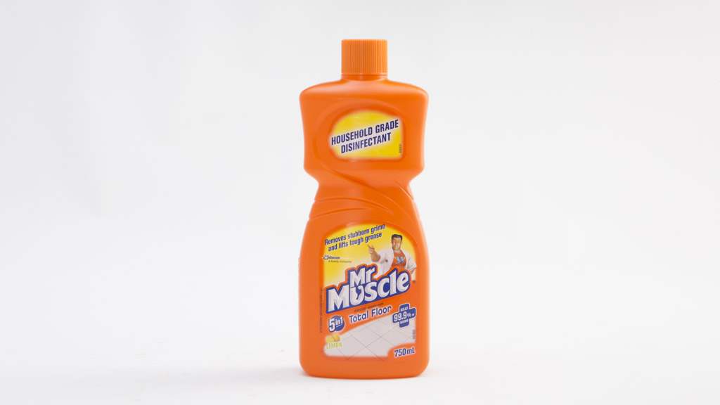 Mr Muscle 5 in 1 Total Floor Cleaner