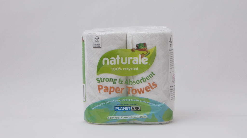 Naturale Paper Towels 100% Recycled