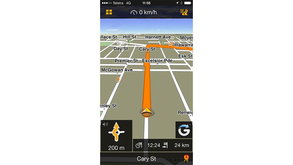 Navigon Navigator